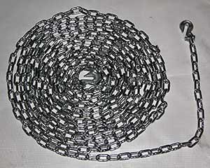 Vestil PPC-20 Chain With Grab Hooks