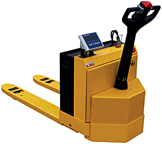 Vestil EPT-2748-45-SCL Pallet Jack With Scale