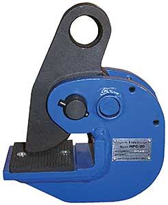 Vestil HPC-20 Horizontal Plate Clamp