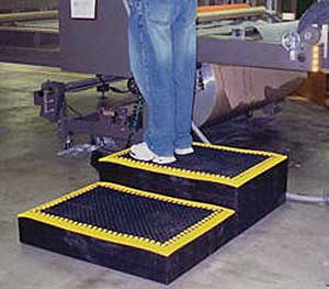 Vestil P-2436-2.625 Add-A-Level