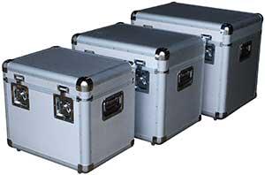Vestil CASE-A Aluminum Storage Cases