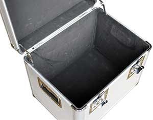 Vestil CASE-S Aluminum Storage Case