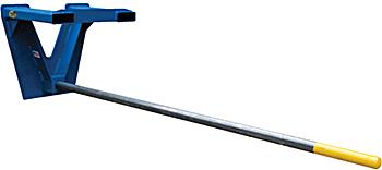 Forklift Carpet Pole