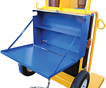 Vestil CYL-2 Tool Box