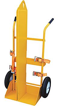 Vestil CYL-EH-FF Welding Cylinder Cart