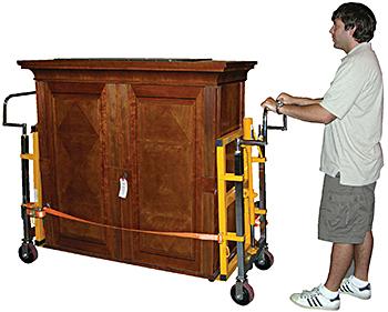 Vestil MFM 4000 Furniture, Machinery, U0026 Crate Movers