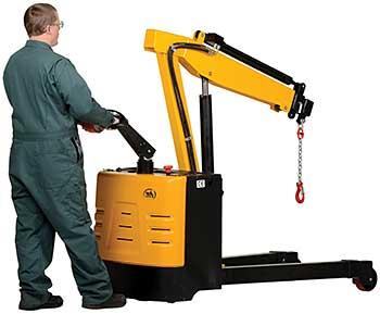 Vestil EPFC-25 Mobile Floor Crane