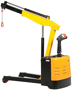 Vestil EPFC-25 Electric Floor Crane