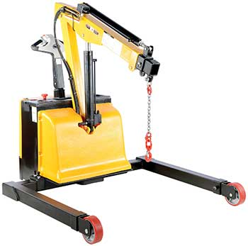 Vestil EPFC-25-AA Electric Floor Crane