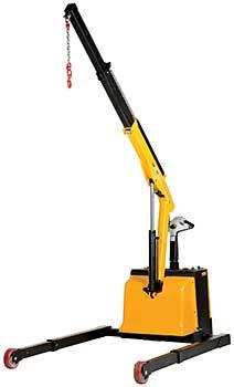 Vestil EPFC-25-AA Mobile Floor Crane