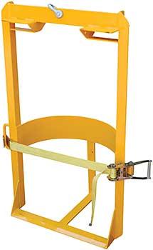 vestil drum lug overhead drum lifter for sale. Black Bedroom Furniture Sets. Home Design Ideas