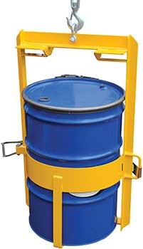 Vestil DRUM-LUG Overhead Drum Lifter