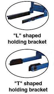ABS-130 Holding Brackets