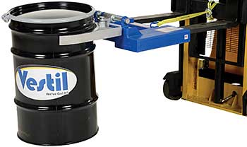 Vestil DGS-A Single Adjustable Drum Gripper