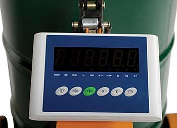 Vestil DRUM-55-SCL - Scale