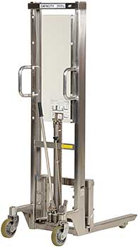 Stainless Steel Hefti-Lift