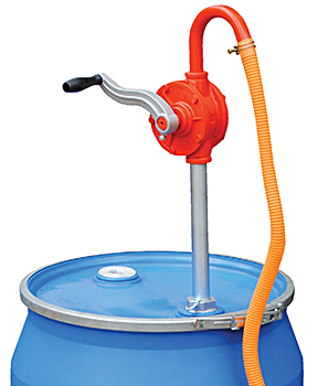 Vestil RDP-55 Steel Construction Rotary Drum Pump