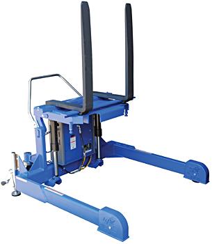 Vestil TMS-60-DC Tilt Master Straddle