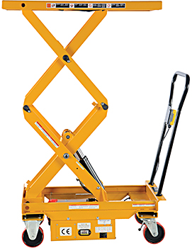 Vestil CART-1000D-DC Electric Lift Cart