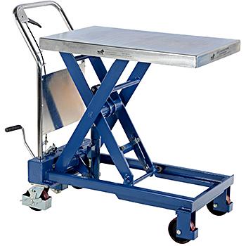 Vestil CART-1000-TS Lift Cart