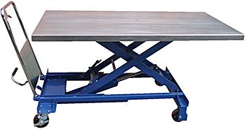 Vestil CART-1000-LD Lift Cart