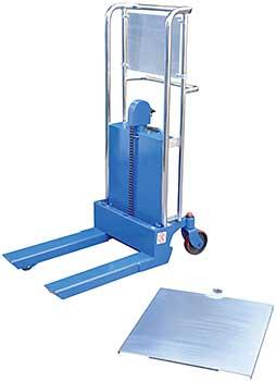 Vestil HYD-5 Hefti-Lift - Removable Paltform