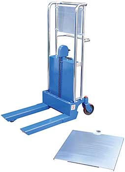 Vestil HYD-5 Hefti-Lift - Removable Paltform