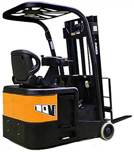 Big Joe V08 3 Wheel Forklift