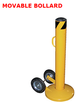Moveable Bollards