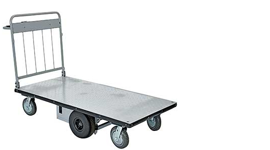 Vestil EMHC-2860-1 Electric Platform Cart
